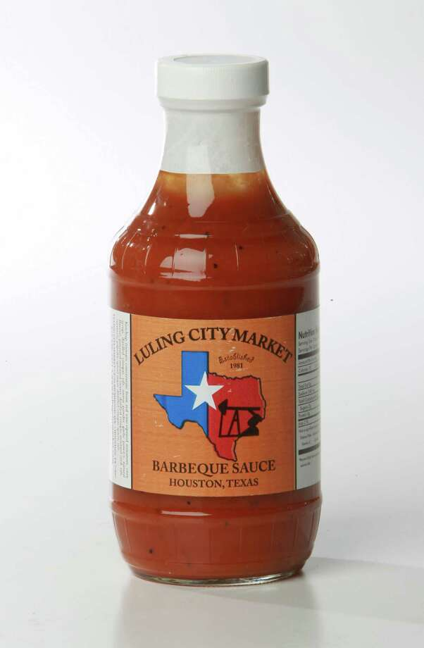 "Luling City Market Barbeque Sauce: Opened in 1981, Luling City Market        has been bottling its mustard-based sauce for more than 20 years. It        boasts that its sauce goes as well on eggs and seafood as it does on        brisket or ribs. Tasters liked the honey-mustard flavor of the of        theof the copper-colored sauce and appreciated the spicy kick. ""It        bites back,"" one taster remarked.Find it: 4726 Richmond, 713-871-1903Cost: $4.16 for 16 ounces Photo: Mayra Beltran / © 2013 Houston Chronicle"