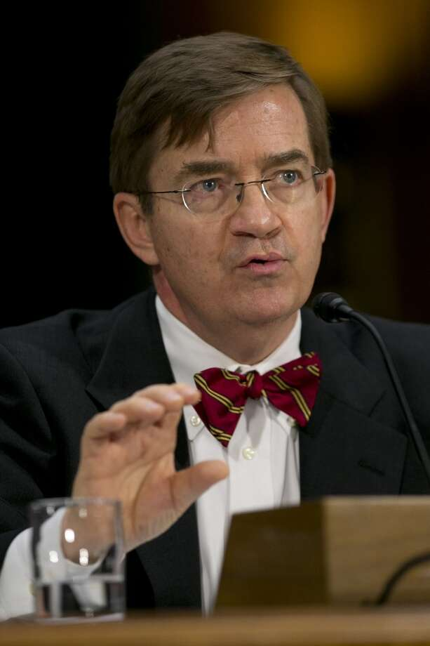 "Stephen Shay, professor at the Harvard Law School, speaks during a Senate Permanent Subcommittee on Investigations hearing in Washington, D.C., U.S., on Tuesday, May 21, 2013. Apple Inc. used ""loopholes"" to avoid paying $9 billion in U.S. taxes in 2012, U.S. Senator Carl Levin said at a hearing that brought the company's chief executive officer, Tim Cook, to Washington to defend the strategies."