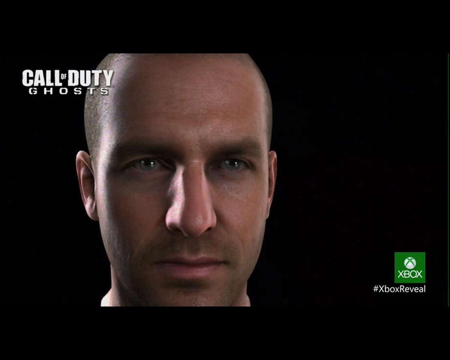 "Screen shot of ""Call of Duty Ghosts"" during Xbox One reveal."