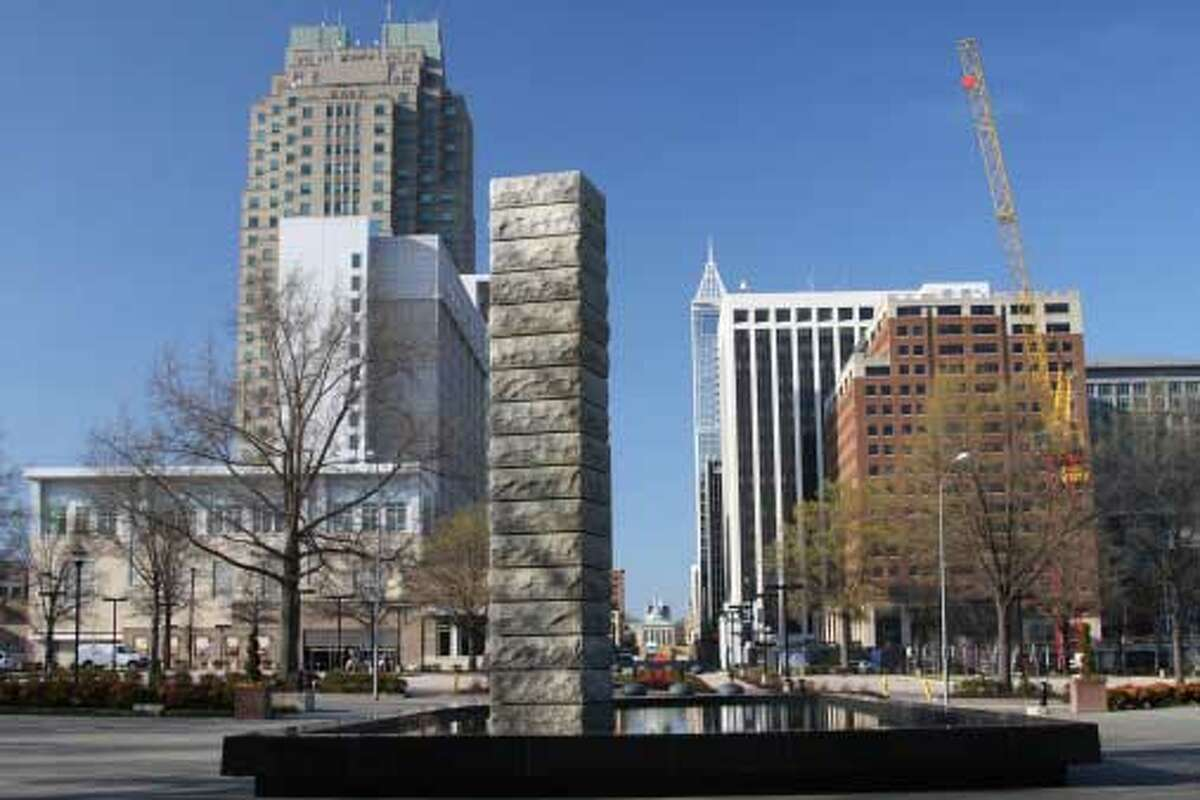 9. Raleigh, NC: Raleigh has a high home ownership rate and quality schools.