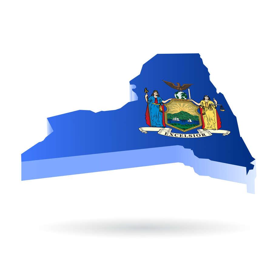 New York state / vectorine - Fotolia