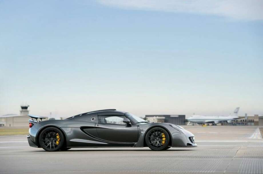 Hennessey Venom GT: 265.7 mph, 0-60 in 2.5 seconds.