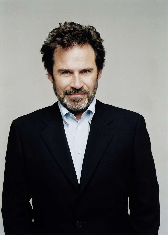 "Comedian Dennis Miller, shown here, reunites on stage with fellow ""Saturday Night Live"" cast members Dana Carvey and Kevin Nealon in a show at MGM Grand Theater at Foxwoods, Saturday, May 25. Photo: Contributed Photo"