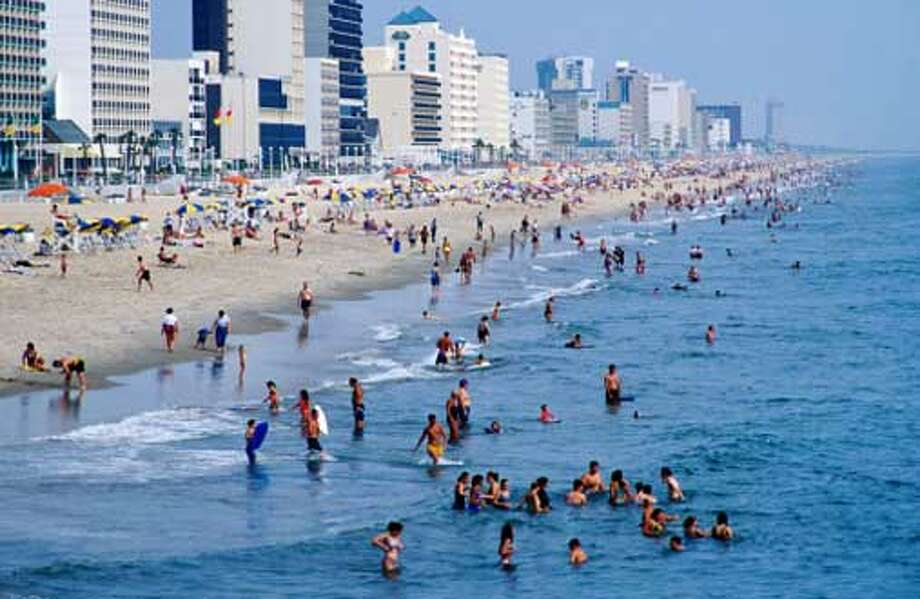 4. Virginia Beach, VA: Virginia Beach ranked highly because of its extensive park system and high home ownership.