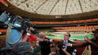 Is this the nail in the coffin for the Astrodome?