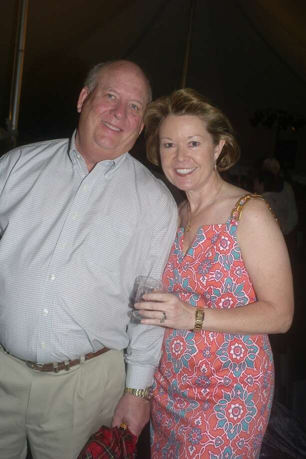 Mark and Martha Carnes