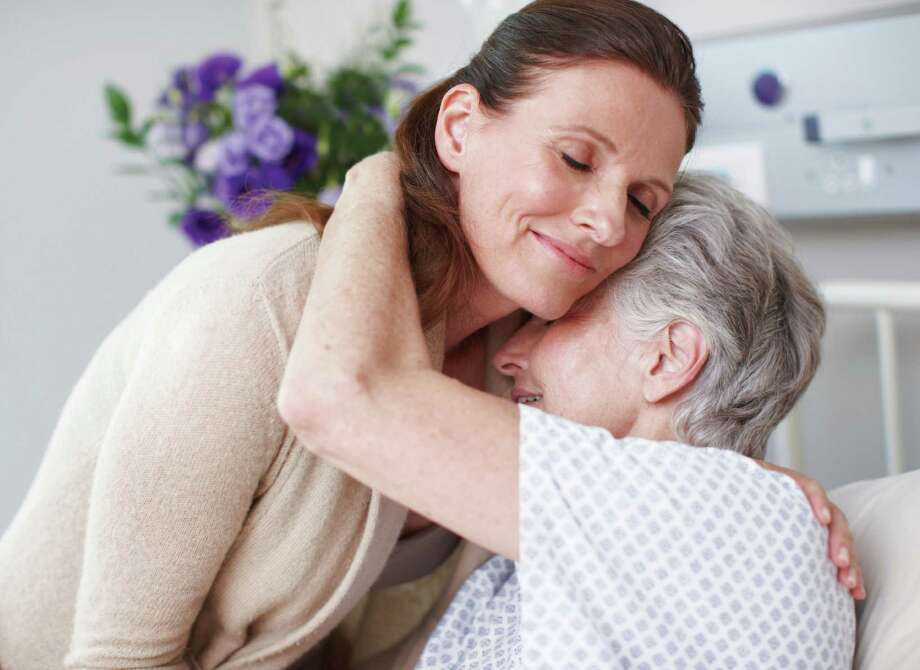 One of the major issues facing caregivers is communication. Photo: STEEX, IStockphoto.com / ©iStockphoto.com