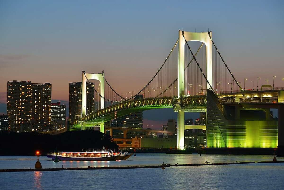 Destination:TOKYO, Japan Airport code: NRT Flight time: About 14 hours.