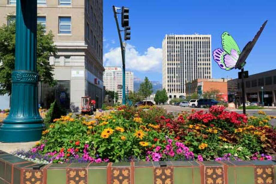 7. Colorado Springs, CO:Ranking second in terms of school quality, Colorado Springs also placed highly in home ownership.