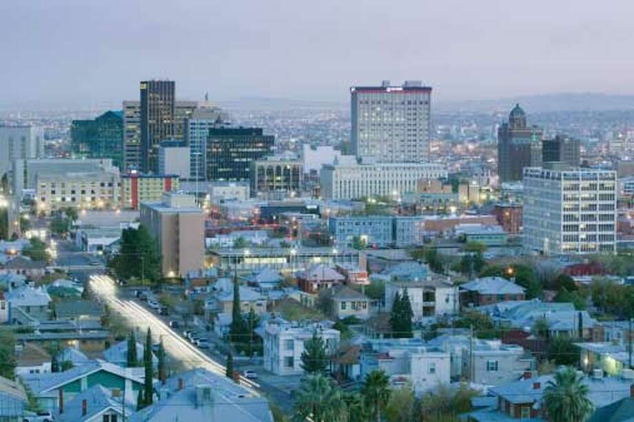 3. El Paso, TX:The final Texan city on our list, El Paso placed highly in school rank and park space.