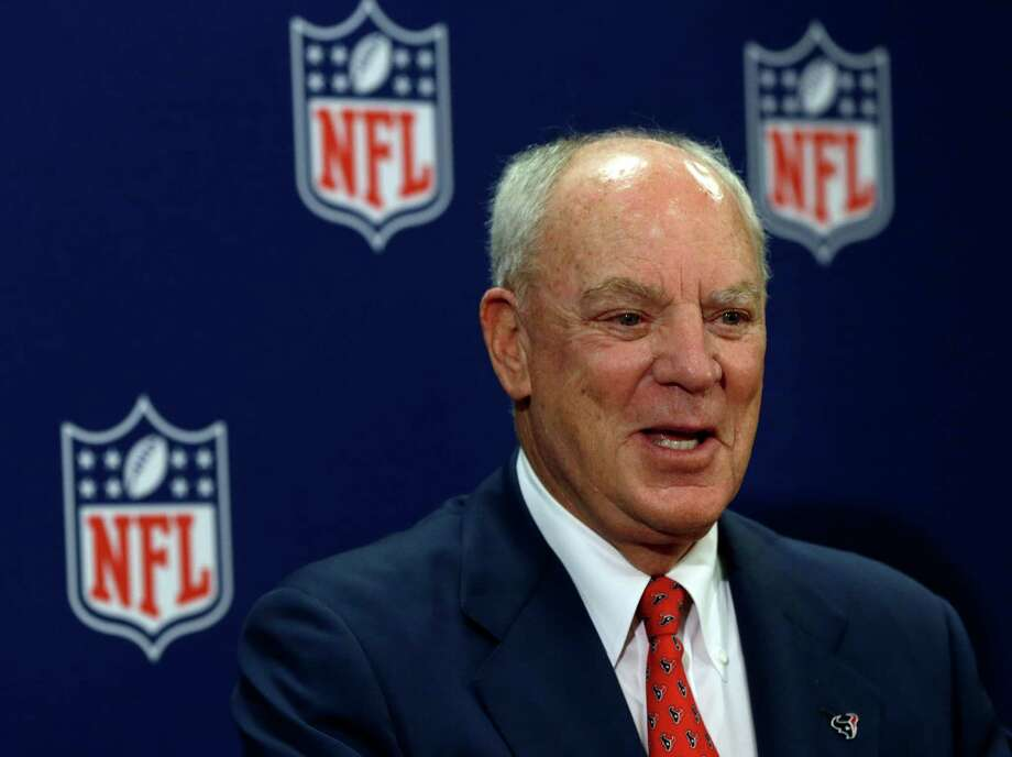 No. 869 - Houston Texans owner Robert McNair ($2 billion)See the complete list at Forbes.com Photo: Elise Amendola, Associated Press / AP