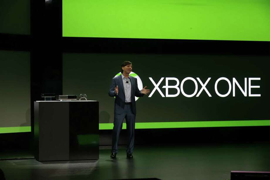 Microsoft Corp.'s Don Mattrick unveils the next-generation Xbox entertainment and gaming console system, Tuesday, May 21, 2013, at an event in Redmond, Wash.I t's been eight years since the launch of the Xbox 360. The original Xbox debuted in 2001, and its high-definition successor premiered in 2005.  (AP Photo/Ted S. Warren) Photo: Ted S. Warren