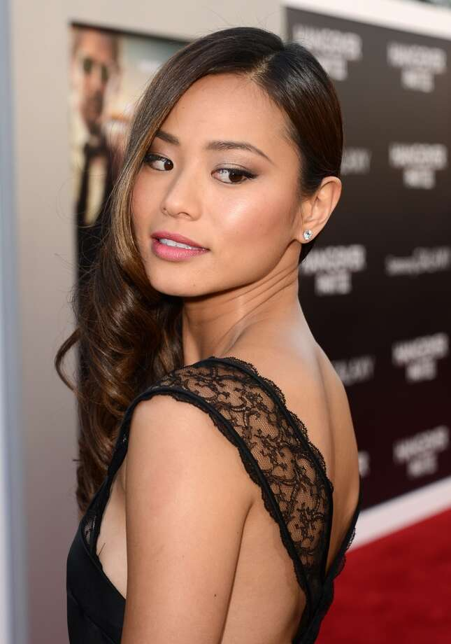"WESTWOOD, CA - MAY 20:  Actress Jamie Chung arrives at the premiere of Warner Bros. Pictures' ""Hangover Part 3"" on May 20, 2013 in Westwood, California.  (Photo by Kevin Winter/Getty Images)"