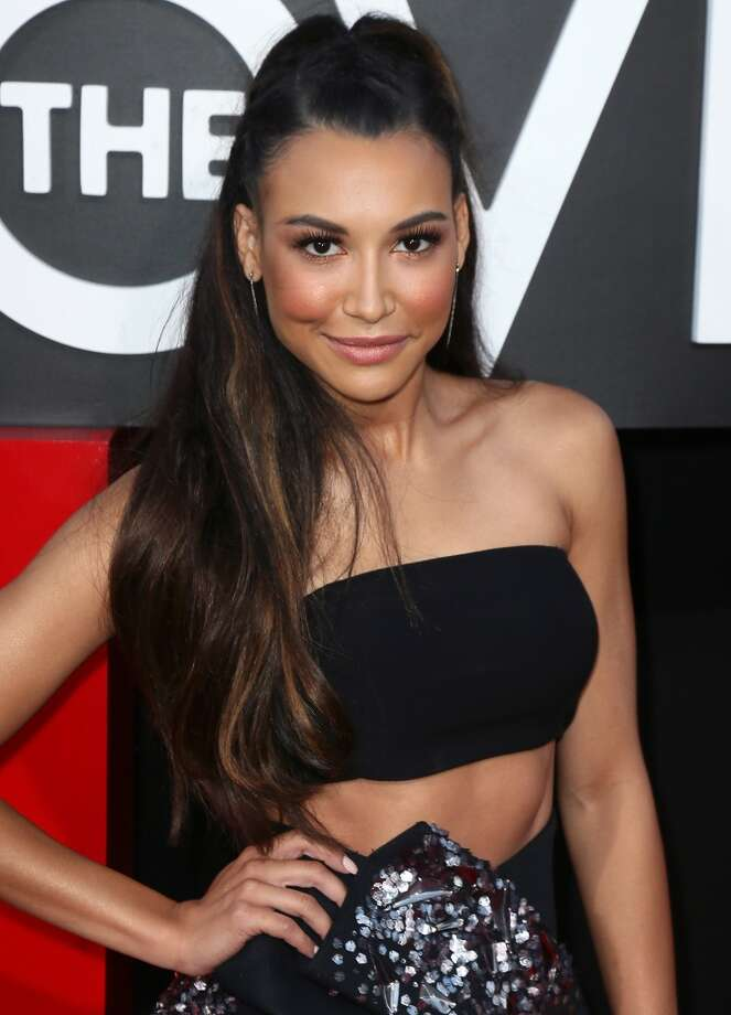 """WESTWOOD, CA - MAY 20:  Actress Naya Rivera attends the premiere of Warner Bros. Pictures' """"Hangover Part III"""" at the Westwood Village Theater on May 20, 2013 in Westwood, California.  (Photo by David Livingston/Getty Images)"""