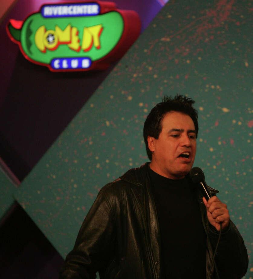 Laugh, eat and be moved at River Center Comedy Club. rivercentercomedyclub.com Photo: BAHRAM MARK SOBHANI, EXPRESS-NEWS FILE PHOTO / SAN ANTONIO EXPRESS-NEWS