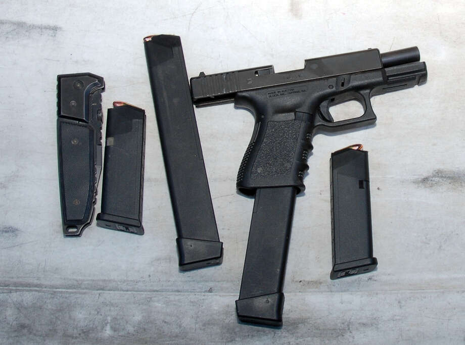 New York is one of the states with the most restrictive gun laws... Photo: Associated Press / Pima County Sheriff