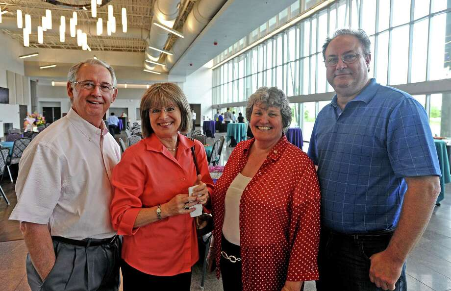 Our cameras were at the Event Centre for Claudie Hawkins retirement party.  Did we see you there? Photo taken: Randy Edwards/The Enterprise Photo: Randy Edwards