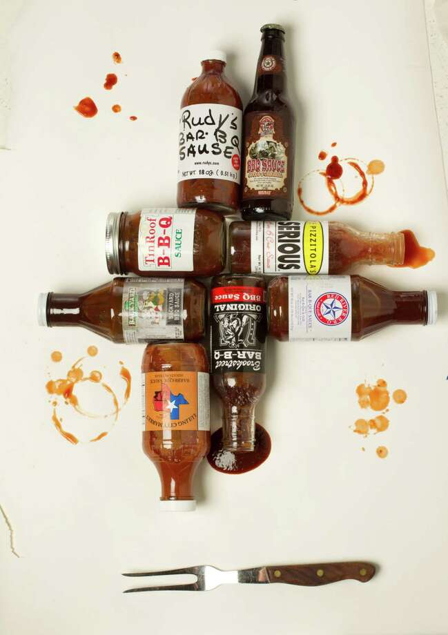 BBQ flavor illustration photographed in the Houston Chronicle Studio on Tuesday, May 14, 2013, in Houston.  ( Mayra Beltran / Houston Chronicle ) Photo: Mayra Beltran, Staff / © 2013 Houston Chronicle