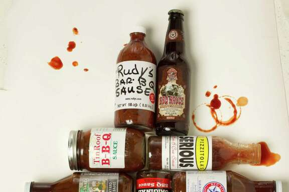 BBQ flavor illustration photographed in the Houston Chronicle Studio on Tuesday, May 14, 2013, in Houston.  ( Mayra Beltran / Houston Chronicle )
