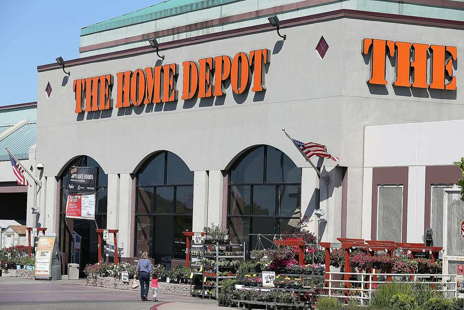 Home Depot will be hiring 80,000 temporary workers as it heads into spring, the busiest time of year for the home improvement chain. Photo: Justin Sullivan, Getty Images