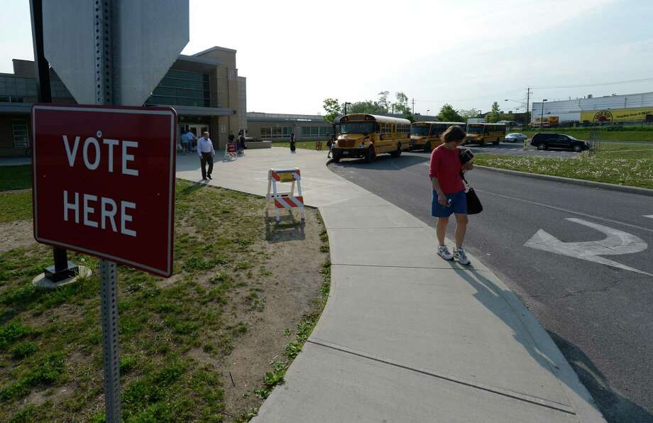 Tuesday is voting day for school districts in the Capital Region. Click through the slideshow to see what's at stake in each district. Photo: SKIP DICKSTEIN / 00022445A