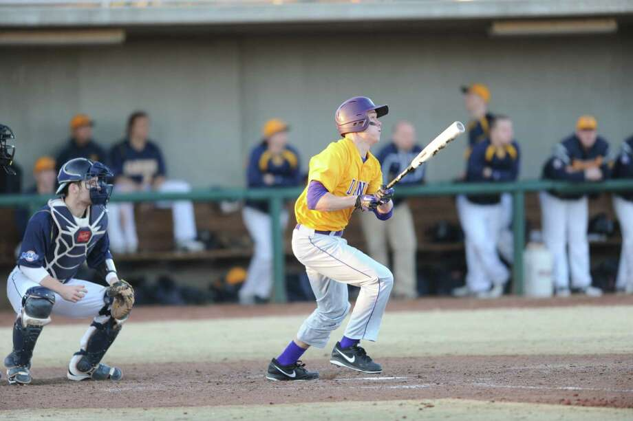 Nolan Gaige (Courtesy the University at Albany)