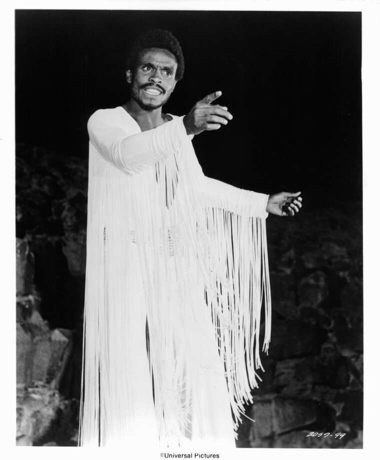 Carl Anderson in 'Jesus Christ Superstar.'