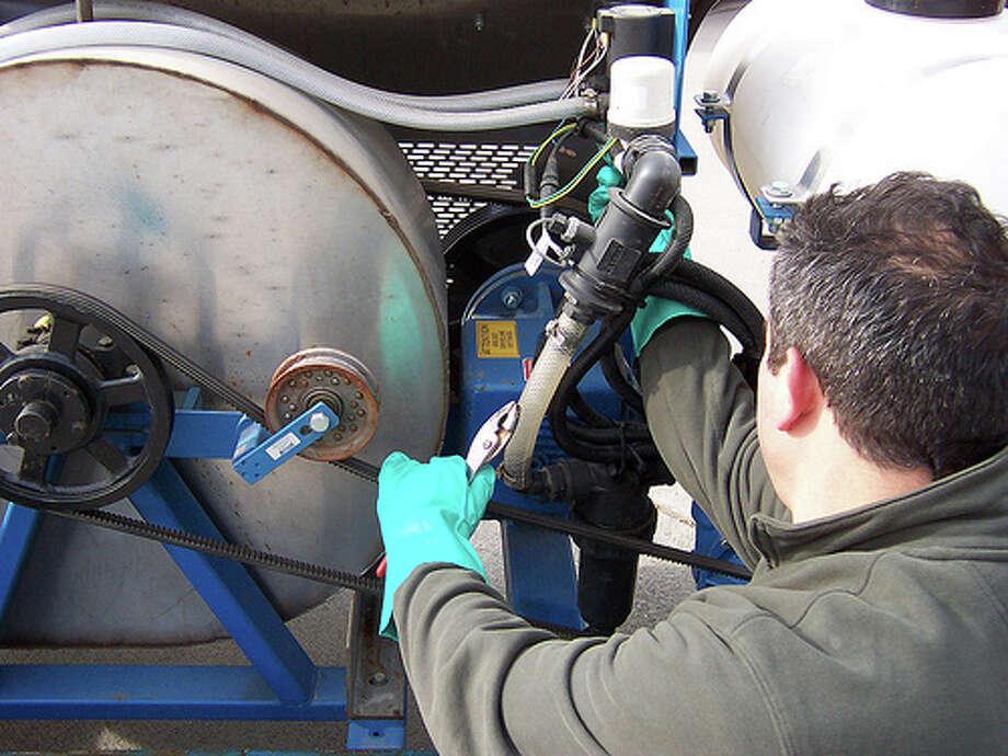3. Installation or repair workerObesity rate: 28.3 percentPhoto: PNASH, FlickrSource:Gallup Photo: Flickr