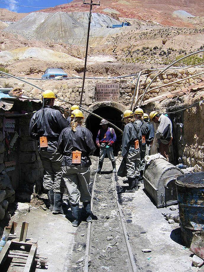 9. Mining or constructionObesity rate: 24 percentPhoto: Magnus von Koeller, FlickrSource:Gallup Photo: Flickr
