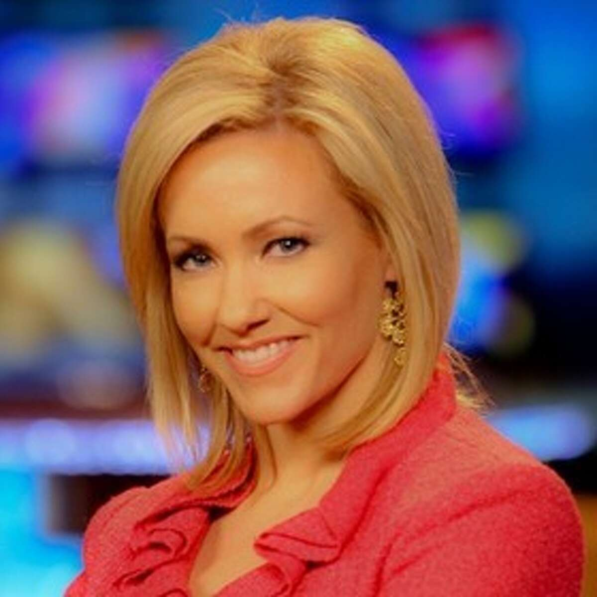 WOAI co-anchor Delaine Mathieu