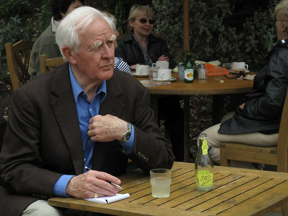 John le Carré Photo: Stephen Cornwell