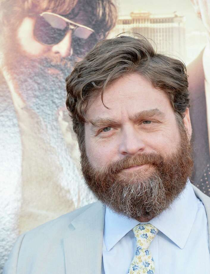 "Zach Galifianakis seeks mental help in 'Hang-over Part III"" and (surprise!) chaos ensues."