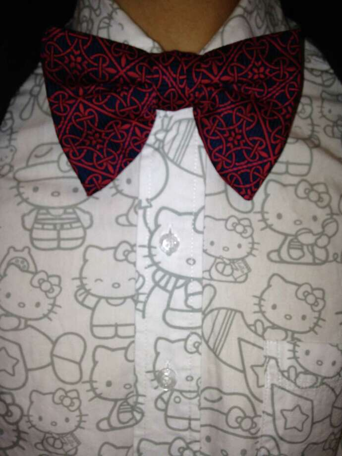 Joshua Tadeo, 21, says he's an eccentric and a child at heart 