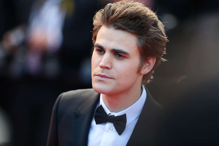 CANNES, FRANCE - MAY 21:  Actor Paul Wesley attends the 'Cleopatra' premiere during The 66th Annual Cannes Film Festival at The 60th Anniversary Theatre on May 21, 2013 in Cannes, France.  (Photo by Vittorio Zunino Celotto/Getty Images)