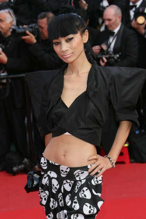 CANNES, FRANCE - MAY 21:  Bai Ling attends the Premiere of 'Cleopatra' during the 66th Annual Cannes Film Festival at the Palais des Festivals on May 21, 2013 in Cannes, France.  (Photo by Tony Barson/FilmMagic)