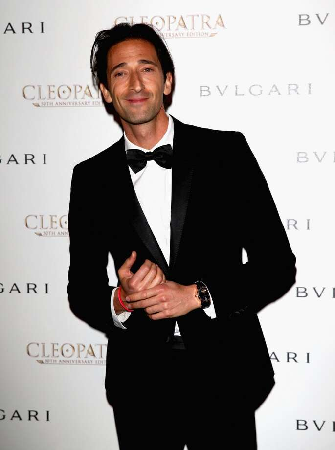 CANNES, FRANCE - MAY 21:  Actor Adrien Brody attends the 'Cleopatra' cocktail hosted by Bulgari during The 66th Annual Cannes Film Festival at JW Marriott on May 21, 2013 in Cannes, France.  (Photo by Vittorio Zunino Celotto/Getty Images for Bulgari)