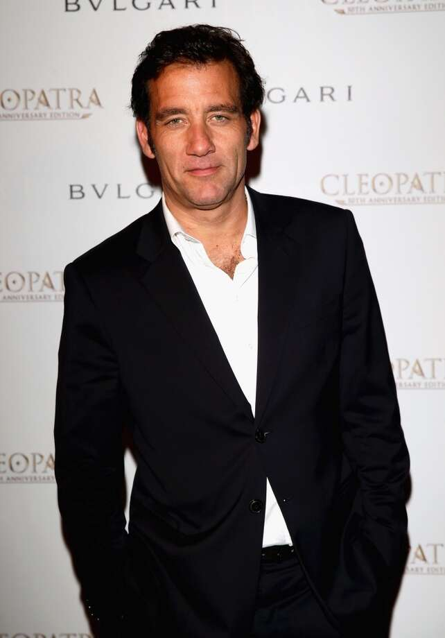 CANNES, FRANCE - MAY 21:  Actor Clive Owen attends the 'Cleopatra' cocktail hosted by Bulgari during The 66th Annual Cannes Film Festival at JW Marriott on May 21, 2013 in Cannes, France.  (Photo by Vittorio Zunino Celotto/Getty Images for Bulgari)
