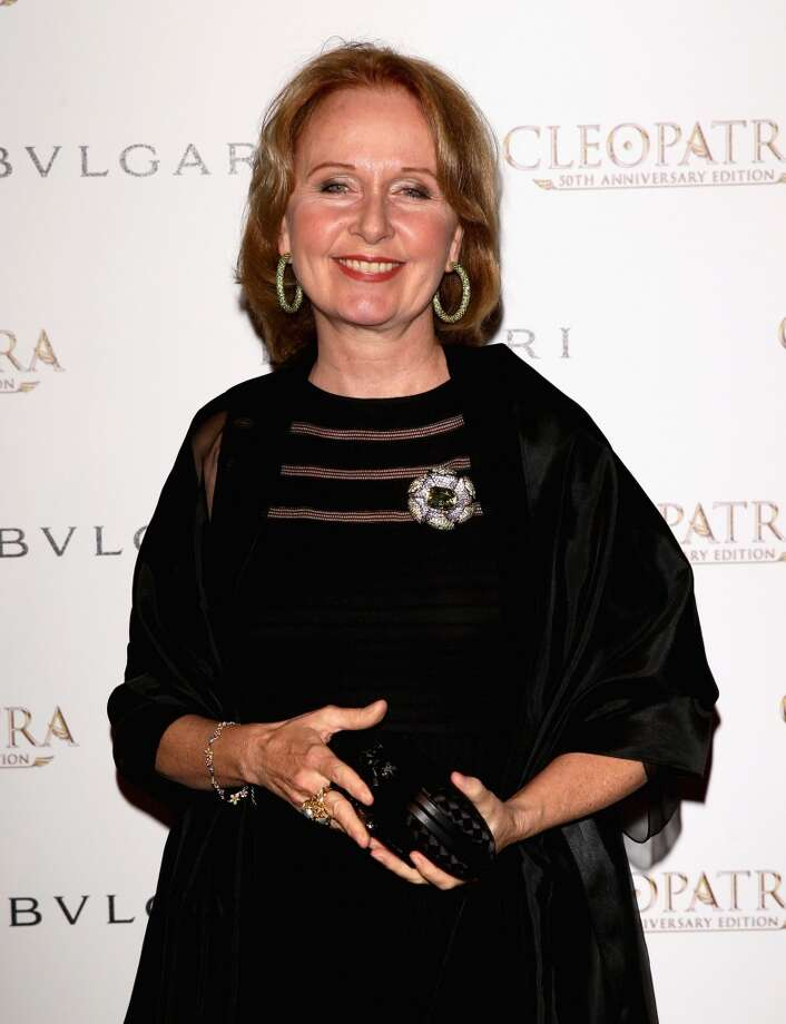 CANNES, FRANCE - MAY 21:  Actress Kate Burton attends the 'Cleopatra' cocktail hosted by Bulgari during The 66th Annual Cannes Film Festival at JW Marriott on May 21, 2013 in Cannes, France.  (Photo by Vittorio Zunino Celotto/Getty Images for Bulgari)