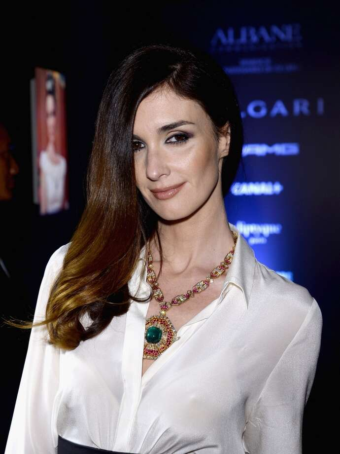 CANNES, FRANCE - MAY 21:  Actress Paz Vega attends the 'Cleopatra' cocktail hosted by Bulgari during The 66th Annual Cannes Film Festival at JW Marriott on May 21, 2013 in Cannes, France.  (Photo by Venturelli/Getty Images for Bulgari)