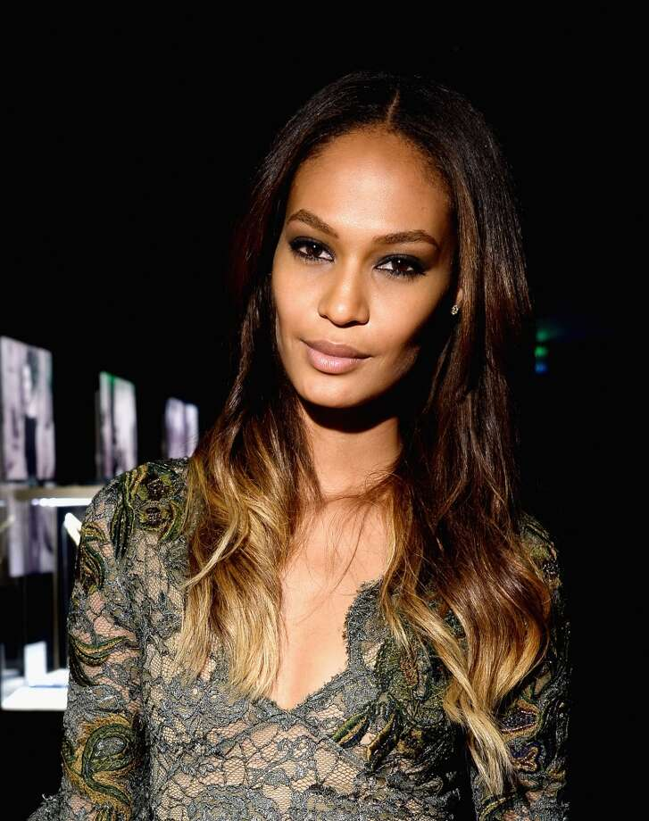 CANNES, FRANCE - MAY 21:  Model Joan Smalls attends the 'Cleopatra' cocktail hosted by Bulgari during The 66th Annual Cannes Film Festival at JW Marriott on May 21, 2013 in Cannes, France.  (Photo by Venturelli/Getty Images for Bulgari)