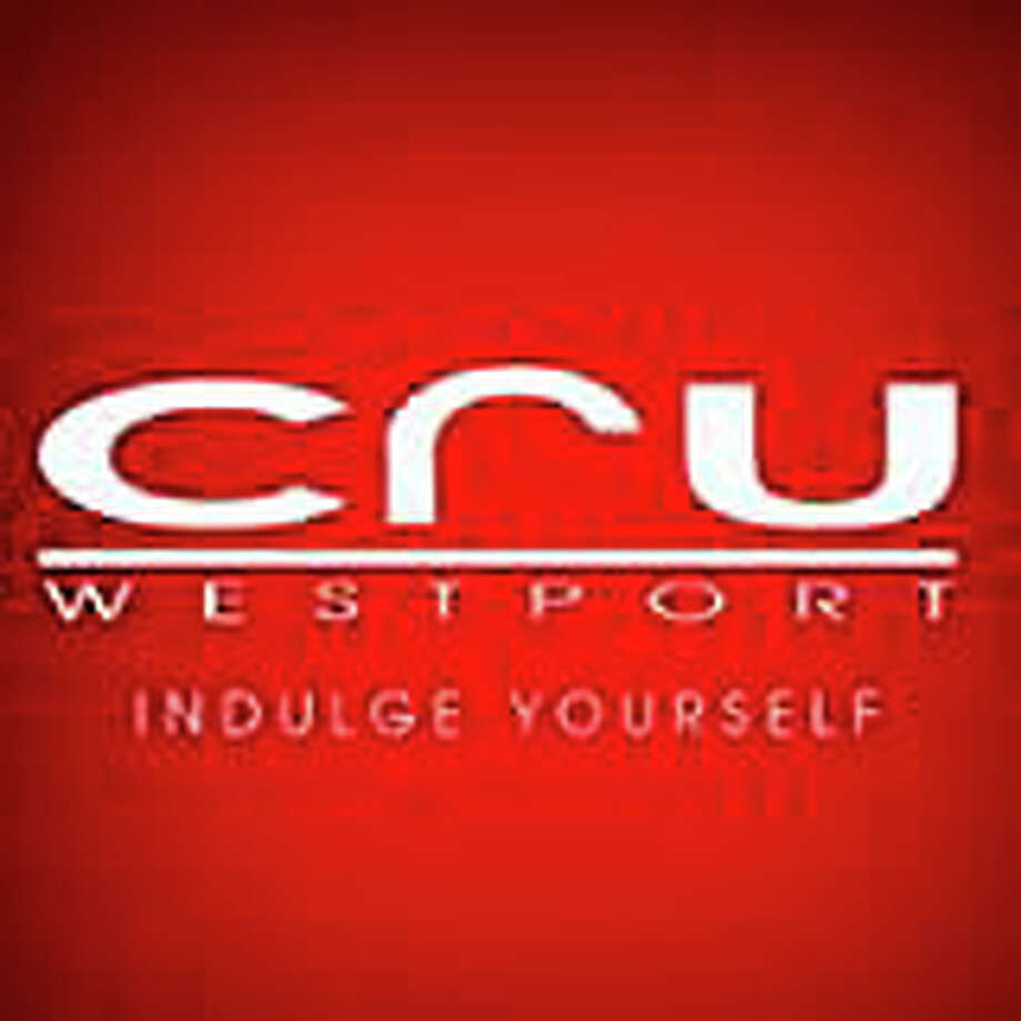 The logo for the new Cru restaurant, opening soon at 125 Main St. Photo: Contributed Photo / Westport News contributed