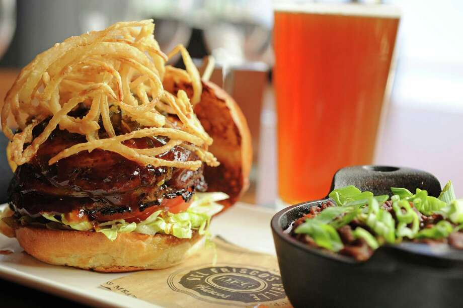 The Triple B is a limited-time burger created by Chef Jeff Taylor at ...