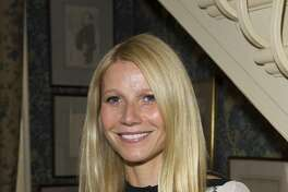 LONDON - MAY 21:  Gwyneth Paltrow poses at Goop's party to launch the summer season,  at Mark's Club on May 21, 2013 in London, England.  (Photo by David M. Benett/Getty Images)