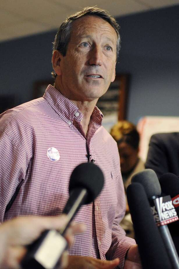 """Hiking the Appalachian Trail"" was possibly the worst-ever lie/alibi for stepping out on a partner, but  Mark Sanford tried when he disappeared for a few days as governor of South Carolina. Cultural joke? Sure. But say that to newly-elected Rep. Mark Sanford. The public -- or at least enough of the voting public -- forgave him. Photo: Rainier Ehrhardt, Associated Press"