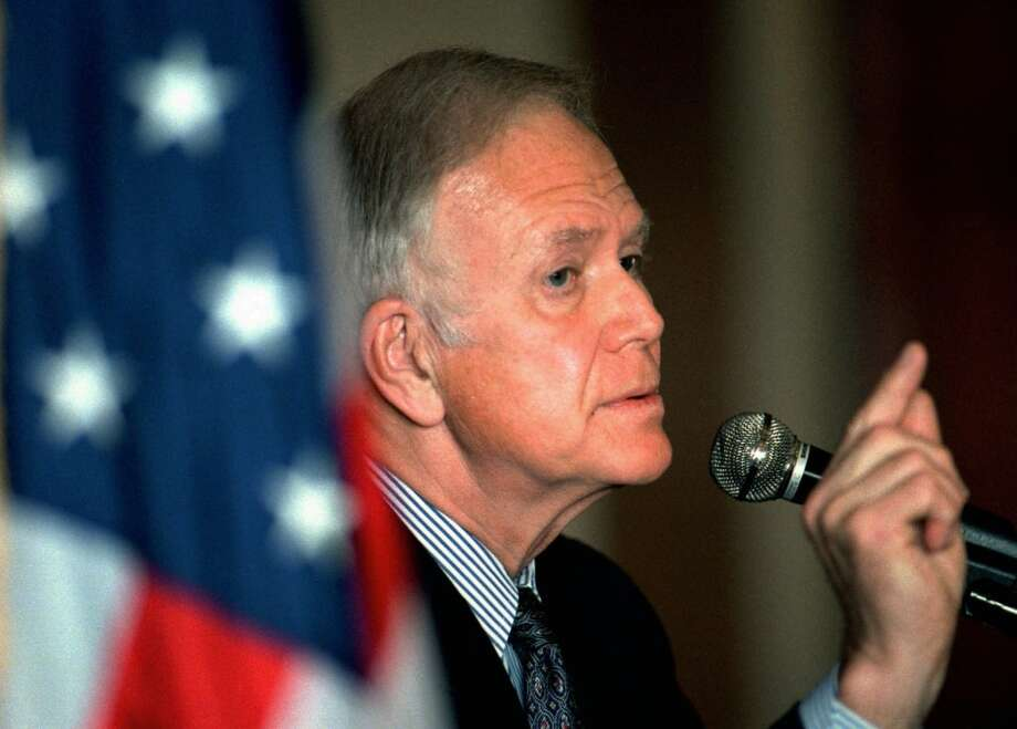 With a Central Casting name for a sex scandal,  Former Sen. Bob Packwood was driven from office after allegations of sexual harassment, abuse and assault of women 1995. He didn't manage to run for office again, but launched a successful career as a lobbyist....where the ethical bar is, cough, cough, lower.