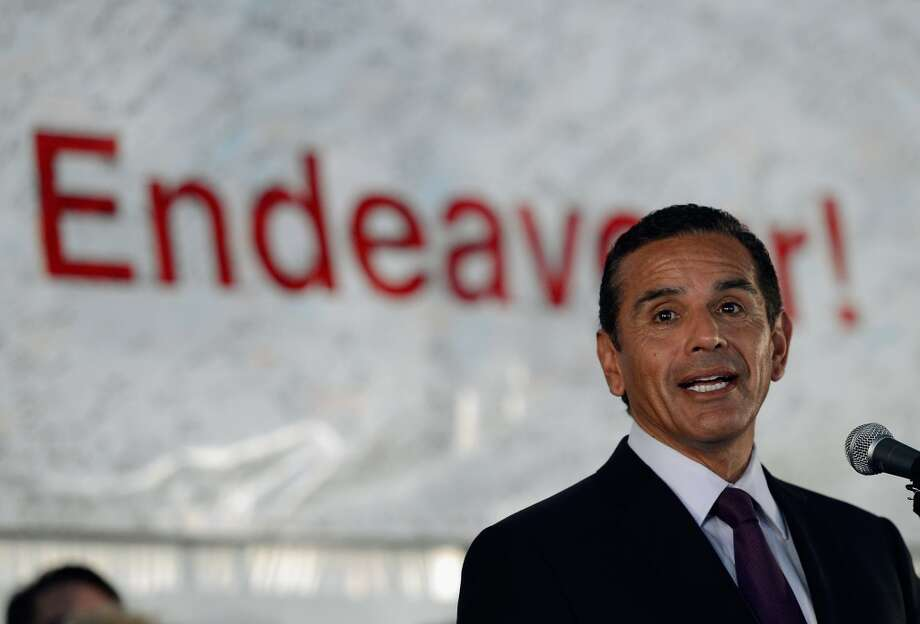 """Los Angeles Mayor Antonio Villaraigosa broke up his marriage with a 2007 affair with a TV reporter. But not his political career. Angelenos -- not surprisingly -- didn't care. The man TMZ calls """"Mayor Suave"""" was re-elected in 2009 and served in 2012 as the public face of the Democratic National Convention."""