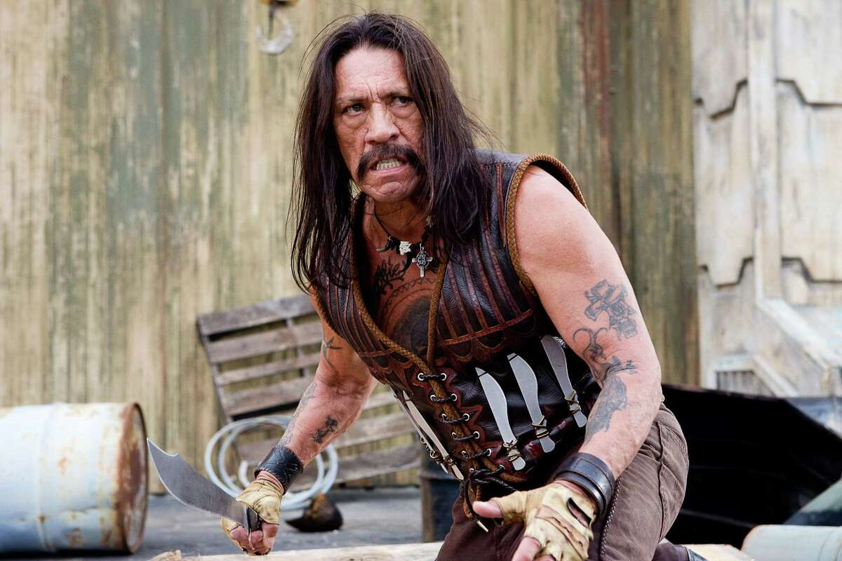 """""""Machete"""" new movie with the actor Danny Trejo in the main role, from the Mexican-American director Robert Rodriguez"""