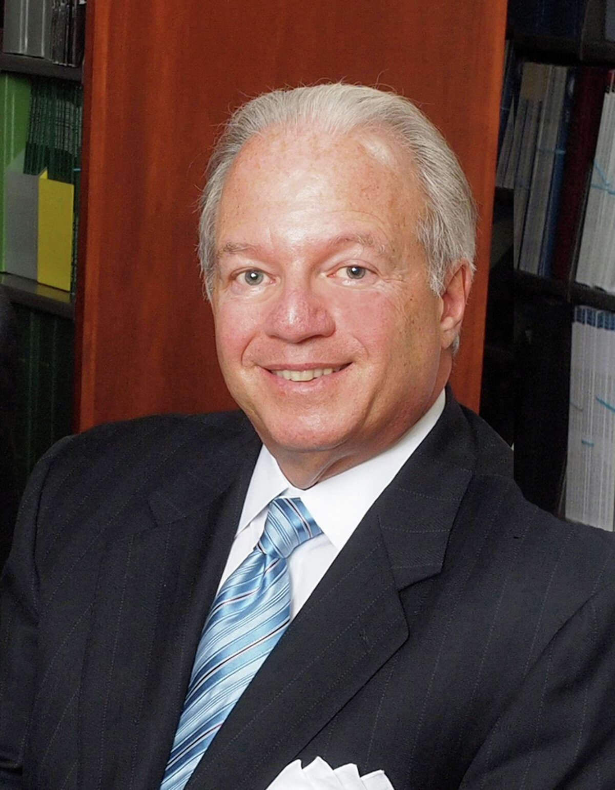 Greenwich Hospital President and CEO Frank Corvino