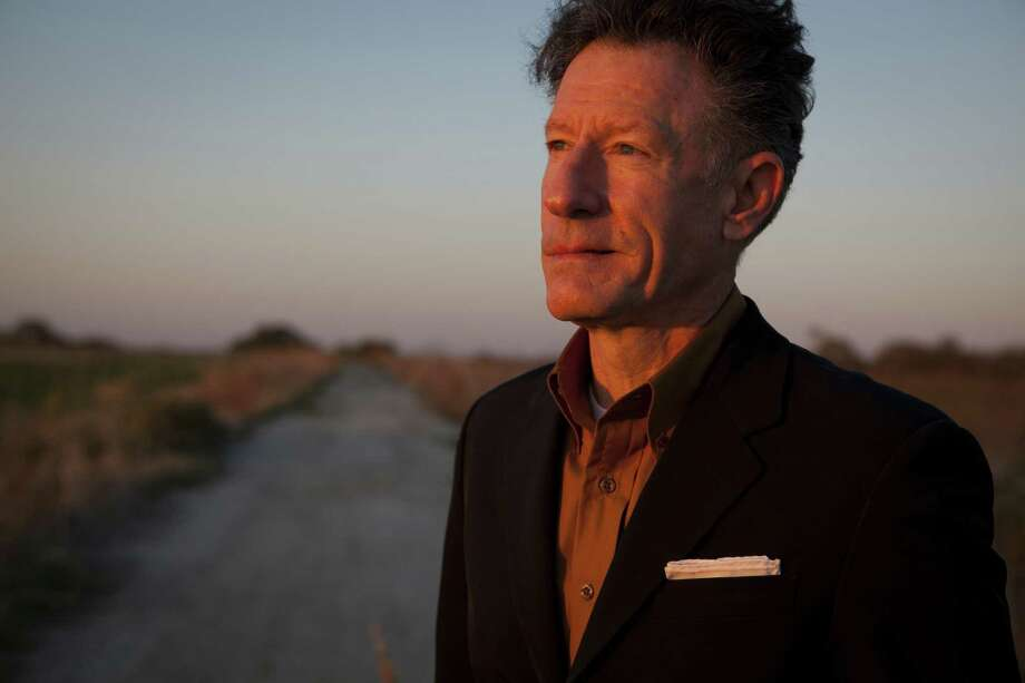Lyle Lovett, A&M class of 1979, met Robert Earl Keen while both were attending school at College Station and have remained friends.