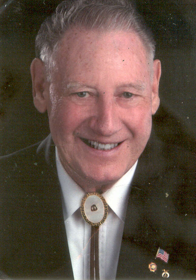 While still in the Air Force, Bill Deal earned bachelor's and master's degrees.